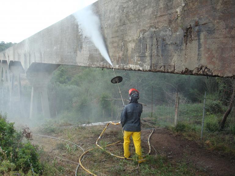 Ise interventi speciali edili lavorazioni - Portata e pressione acqua ...